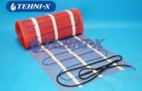 Теплый пол SHHM-150-1.0 м2 электрический нагревательный мат от торговой марки Техникс