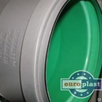 Колено для внутренней канализации 110*90 мм