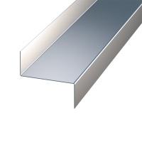 Z-профиль оцинкованный стальной 30x40x30 толщ. 1,2 мм|escape:'html'