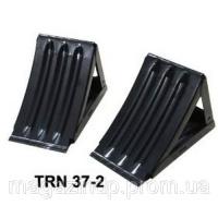 Упор под колесо металлический (для грузовых автомобилей) 2шт. TORIN TRN37-2 Код:30657256