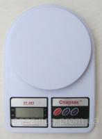 Электронные кухонные весы до 10 кг с батарейками Код:475254248