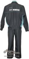 Mobihel Костюм рабочий серый на нейлоновой подкладке (куртка + брюки) размер 56-58, рост 170-176 или 182-88|escape:'html'