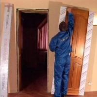 Установка межкомнатных дверей|escape:'html'