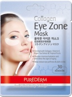 Коллагеновые маски патчи под глаза Purederm eye zone mask|escape:'html'