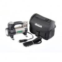 Автомобильный компрессор с LED фонарем URAGAN 90190