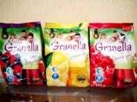 Чай гранулированный фруктовый Granella 400г|escape:'html'