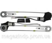 Комплект стеклоподъемника на 2 стекла, гибкий трос, CONVOY ZX-5 Код:106623083