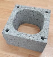 Блок керамзитобетонный 400*400*250|escape:'html'
