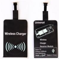 Ресивер QI MicroUSB, адаптер для беспроводной зарядки, приемник