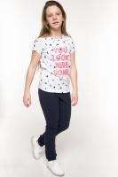 Расширенный 2-8 Детские штаны DeFacto спортивные штаны на девочку
