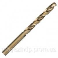 Сверло кобальтовое по металлу 10 мм HSS-Co, DIN 338 INTERTOOL SD-5500 Код:610801558|escape:'html'