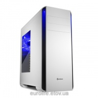 Sharkoon BW9000-W ATX Mid Tower Case White|escape:'html'