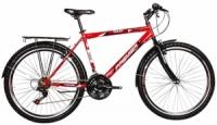 Велосипед городской Premier TEXAS.Цвет: красный с бело-черным. escape:'html'