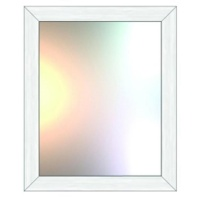 Зеркало MyBaby ZEFIR white, Белый (140908)