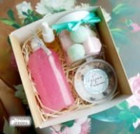Подарочный набор косметики «Beauty queen»+подарок
