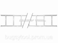 Лестница приставная алюминиевая (0110014)|escape:'html'