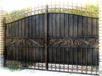 Изготовление ворот металлических|escape:'html'