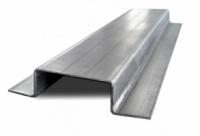 Омега профиль каркасный для вентилируемых фасадов 20х20х80х20х20 толщ. 1,0 мм