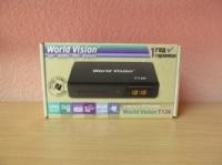World Vision T126 цифровой эфирный тюнер Т2 (DVB-T2 приемник, ресивер, приставка)|escape:'html'