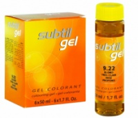 Стойкая гелевая краска для волос Ducastel Subtil Gel 50 мл|escape:'html'
