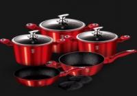Набор посуды Berlinger Haus BH-1222, 10 предметов. escape:'html'
