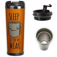 Термокружка «Сон для слабаков»