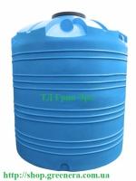 Емкость вертикальная пластиковая 10000 литров escape:'html'