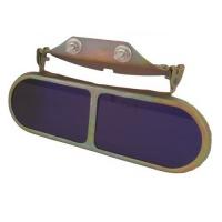 Очки защитные козырьковые ОК1-Д3, со стеклами-светофильтрами|escape:'html'