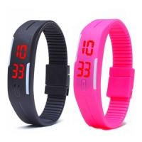 Силиконовые часы LED Watch