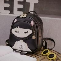 Городской рюкзак с девочкой
