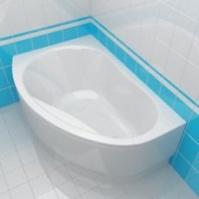 Акриловая ванна Kolo Promise 1500х1000х595 с ножками XWA3050 (Правая) escape:'html'