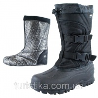 Тёплые зимние ботинки MilTec Snow Boots Arctic 12876000 46|escape:'html'