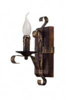 Бра настенное, один рожок-свечя серии «Старый замок»|escape:'html'