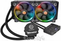 Thermaltake Water 3.0 Dual Riing RGB 240 (CL-W107-PL12SW-A)