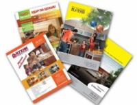 Печать брошюр в Киев, Винница, Запорожье