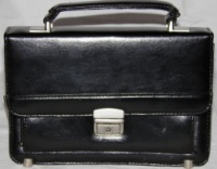 Барсетка  (заменитель кожи), 7103 Черный, размер 145*110*|escape:'html'
