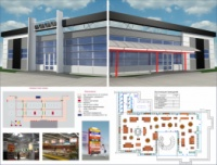 Разработка дизайна магазинов и предприятий|escape:'html'