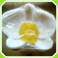 Мыло ручной работы «Орхидея»