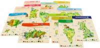 Увлекательная география. Большое путешествие. От Канады до Австралии, УМНИЦА