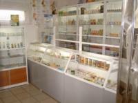 Изготовление торгового оборудования для аптек escape:'html'