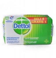 Кусковое мыло Dettol Оригинальное 100 гр