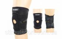 Наколенник (фиксатор коленного сустава) открывающ. с открытой колен.чашечкой (1шт) GS-1740 (р-р рег) escape:'html'