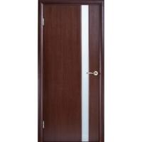 Межкомнатные двери ГЛАЗГО-1 венге, ПО, ПГ|escape:'html'