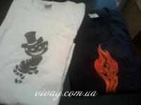 Нанесение изображения на футболки Донецк|escape:'html'