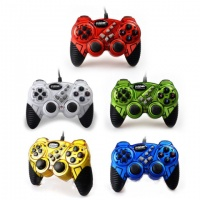 DOUBLE SHOCK CONTROLLER USB-906|escape:'html'