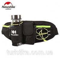Поясная сумка с чехлом для бутылк и телефона NatureHike NH15E001-B Чёрный|escape:'html'