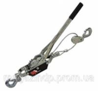 Лебедка механическая рычажная 2т (двойное зубчатое колесо) TRK8021 TORIN Код:20191165