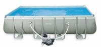 Прямоугольный каркасный бассейн Intex  975х488х132 см (28376)|escape:'html'