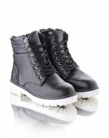 Ботинки с белой подошвой|escape:'html'