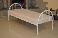 Кровать одноярусная металлическая ЕК-11 (700ммх1900мм) escape:'html'
